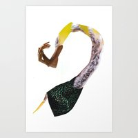 ARC OF LOVE Art Print