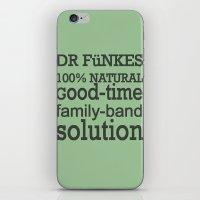 Dr. Funke's 100% Natural… iPhone & iPod Skin