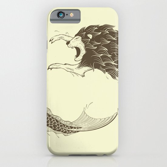 Merlion iPhone & iPod Case