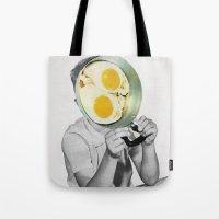 Goodmorning Tote Bag