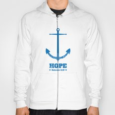 Anchor for the soul. Hebrews 6:19. Hoody