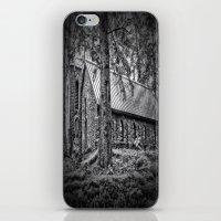 Church in the Woods iPhone & iPod Skin