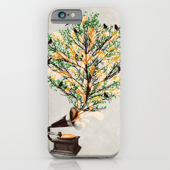 Sound of Nature iPhone & iPod Case
