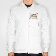 Pocket cat Hoody