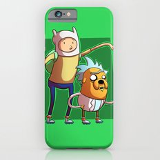 Science Time with Rick and Morty iPhone 6s Slim Case