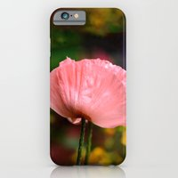 Gorgeous Pink Poppy  iPhone 6 Slim Case