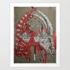 Sempitern Art Print
