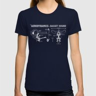 T-shirt featuring The Aerodynamics Of A Ba… by Robyriker