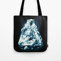Melting Icebears Tote Bag