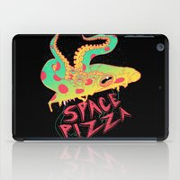 Space Pizza iPad Case