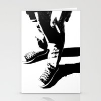 Indie Rock Stationery Cards