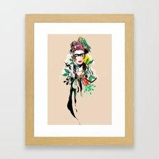 The Art of Frida Kahlo Framed Art Print