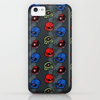 iPhone Cases featuring 0079 Zeons by nico!