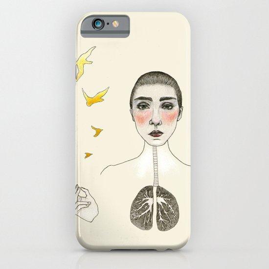 kara akciğer iPhone & iPod Case