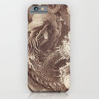iPhone Cases featuring Edge of the World  by Terry Fan