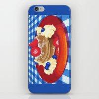 Pancakes Week 10 iPhone & iPod Skin