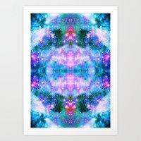 Cosmogony Art Print