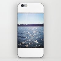 Sparkle Water Color Phot… iPhone & iPod Skin