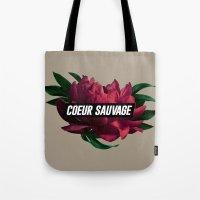 sauvage Tote Bag
