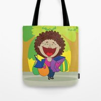 Inspired On My Mom, When… Tote Bag