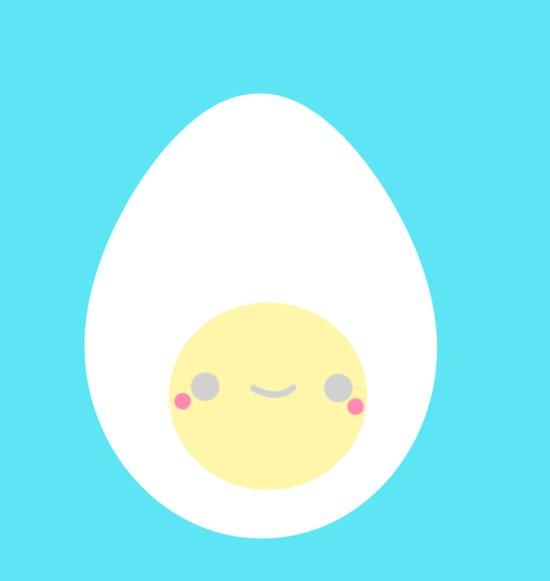 Eggy  Art Print