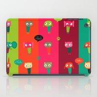 Little Friends iPad Case