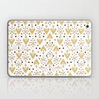 Geometric Diamond repeating Laptop & iPad Skin