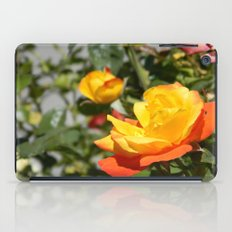 Blooming Gold... iPad Case