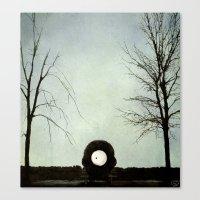Occhei Canvas Print
