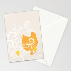 Chick poster Stationery Cards