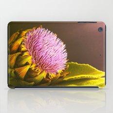 artichokes flower iPad Case