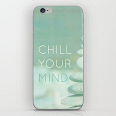 QUOTe iPhone & iPod Skin