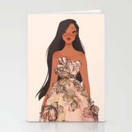 Pocahontas Stationery Cards