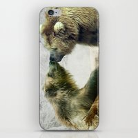 Bears iPhone & iPod Skin