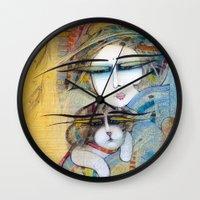 HAÏKU Wall Clock
