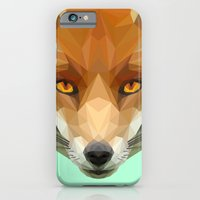 Poly the Fox iPhone 6 Slim Case