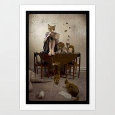 Beatrix' Revenge Art Print