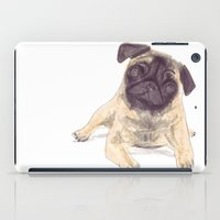 Pug Love iPad Case
