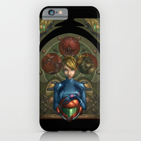 My Past is not a Memory iPhone & iPod Case