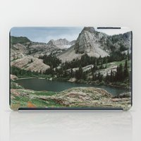 Lake Blanche iPad Case
