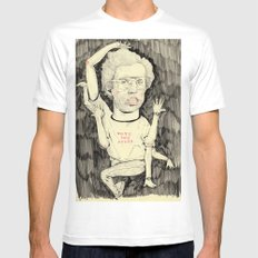 Napoleon Dynamite SMALL White Mens Fitted Tee