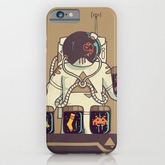 Kleptonaut iPhone & iPod Case
