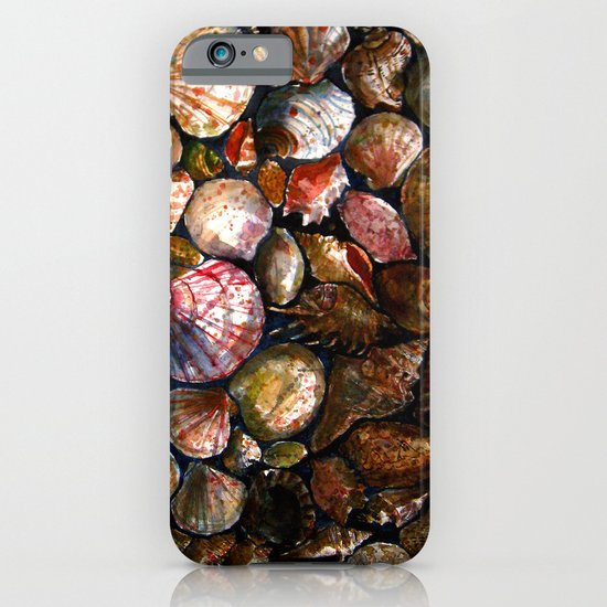 Shell 1 iPhone & iPod Case