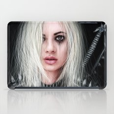 Sword In the Dark: A Gothic Warrior  iPad Case