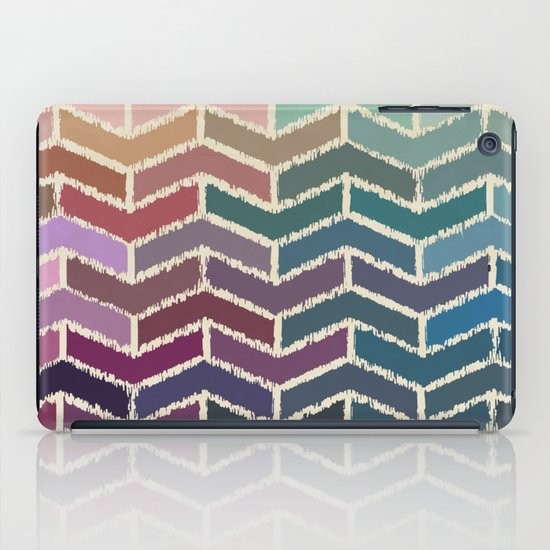 Chevron iKat iPad Case