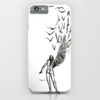 Winged  iPhone 6 Slim Case