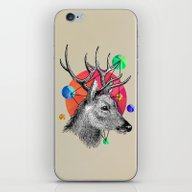 iPhone & iPod Skin featuring Animals by Mark Ashkenazi