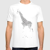 A Lack of Color Mens Fitted Tee White SMALL