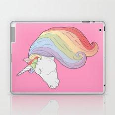 Unicorn Rainbow Laptop & iPad Skin