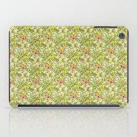 Golden Lily Design iPad Case